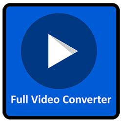 Full Video Converter Icon