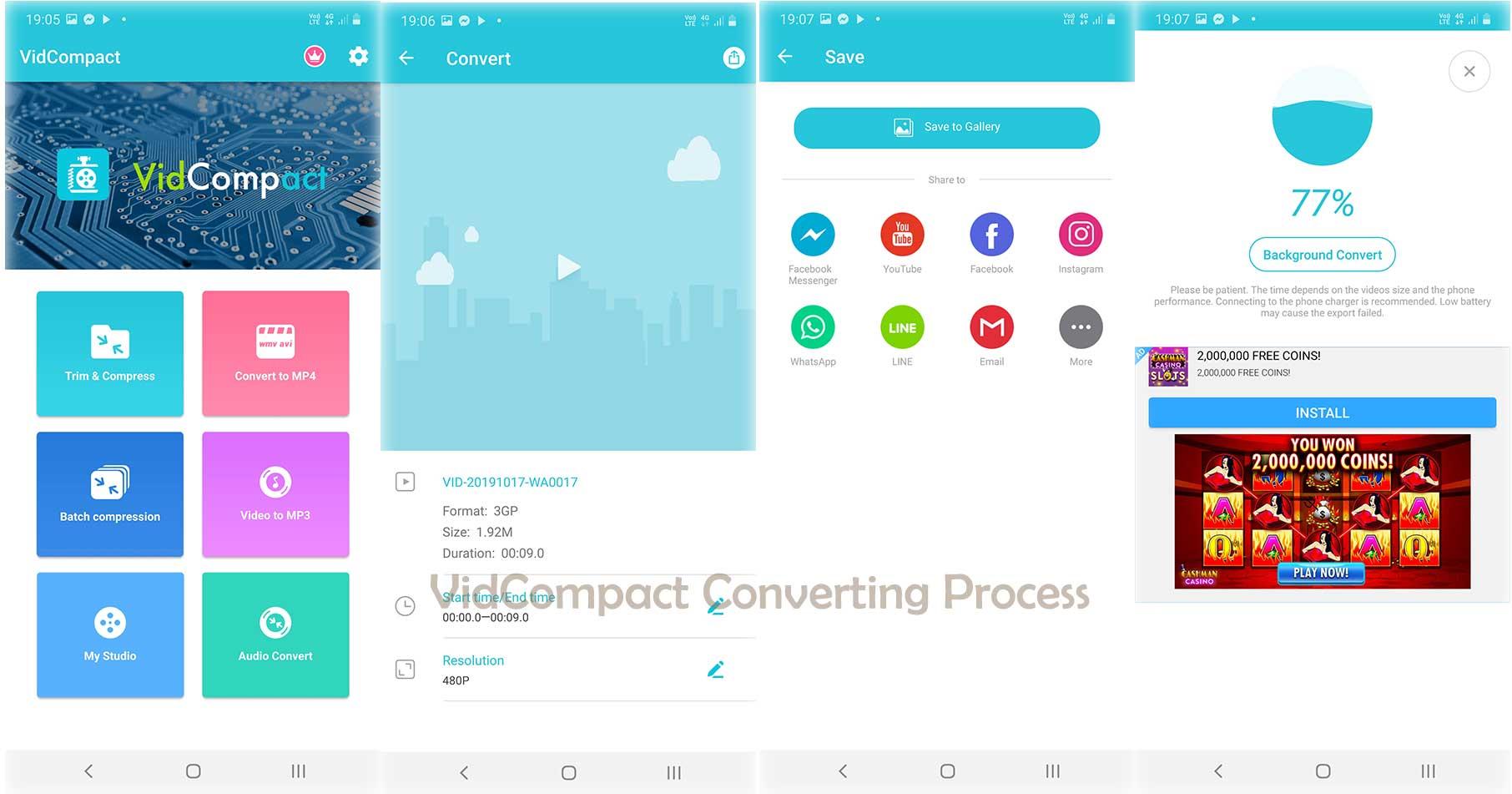 VidCompact Icon
