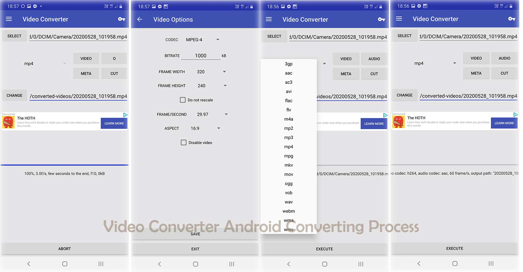 Icon of Video Converter Android