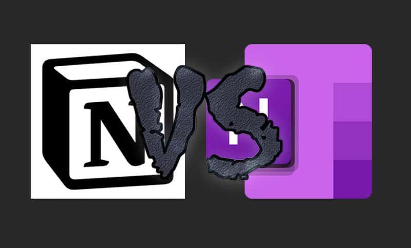 Notion vs OneNote