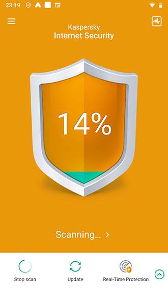 Kaspersky Antivirus Security, Virus, Cleaner