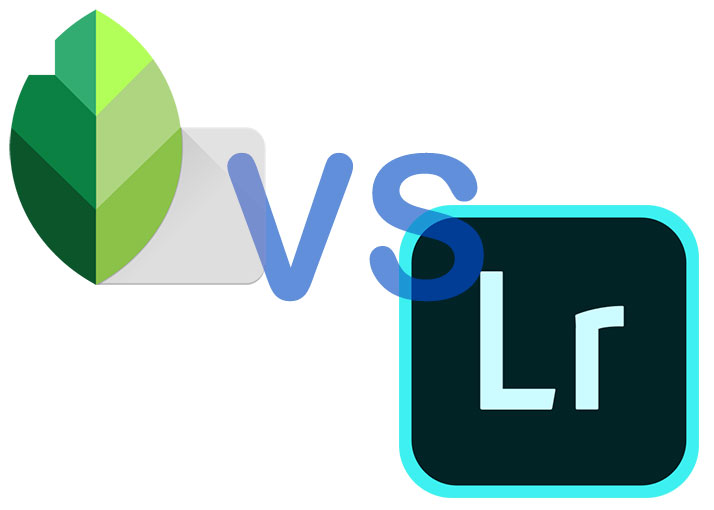 Snapseed vs Lightroom