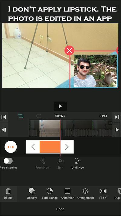 VLLO App Interface