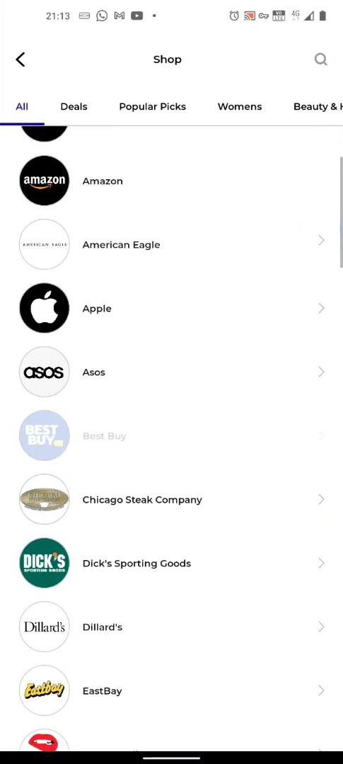 QuadPay App