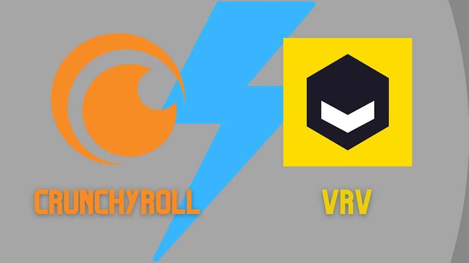Crunchyroll vs VRV