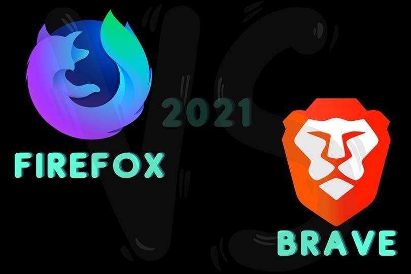 Firefox vs Brave