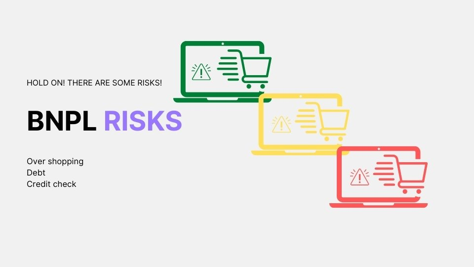 Risks of Using Buy Now, Pay Later Services