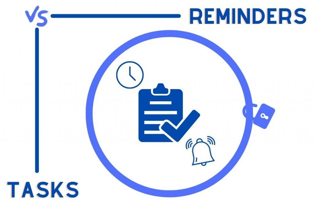 Google Reminders vs Tasks