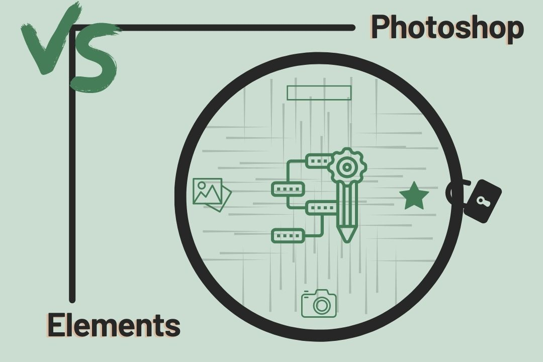 Photoshop Elements vs Photoshop